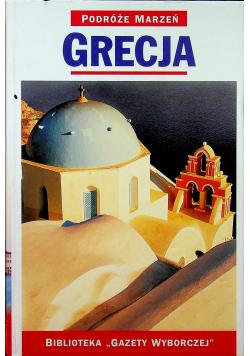 Podróże marzeń Grecja