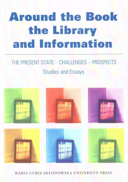 Around the Book, the Library and Information