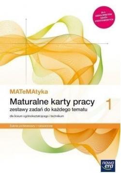 Matematyka Maturalne Karty Pracy