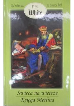 Świeca na wietrze Księga Merlina