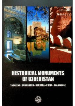Historical Monuments of Uzbekistan