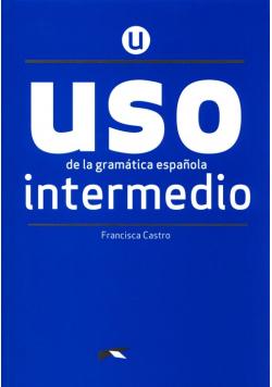 Uso de la gramatica espanola intermedio + klucz online