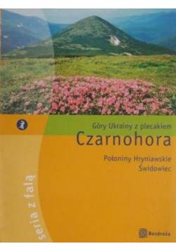 Góry Ukrainy z plecakiem Czarnohora