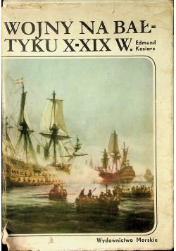 Wojny na Bałtyku X - XIX w