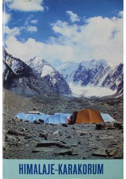 Himalaje Karakorum