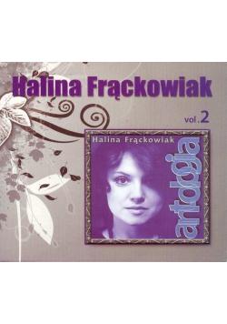 Halina Frąckowiak - Antologia vol.2 - CD