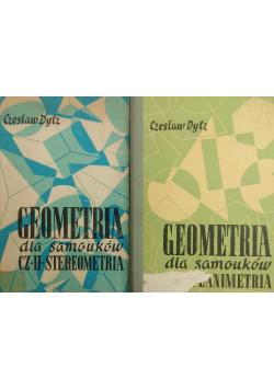 Geometria dla samouków II Części