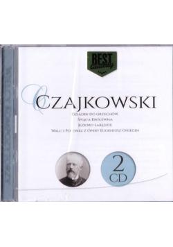Wielcy kompozytorzy - Czajkowski (2 CD)