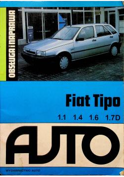 Fiat Tipo Obsługa i naprawa