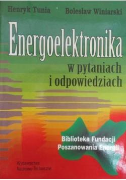 Energoelektronika w pytaniach i odpowiedziach
