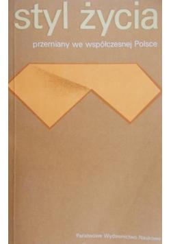 Styl życia przemiany we współczesnej Polsce