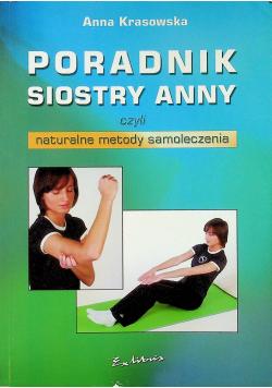 Poradnik siostry Anny czyli naturalne metody samoleczenia