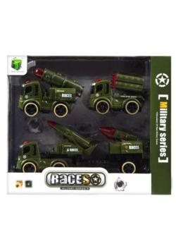 Auto wojskowe 3 sztuki
