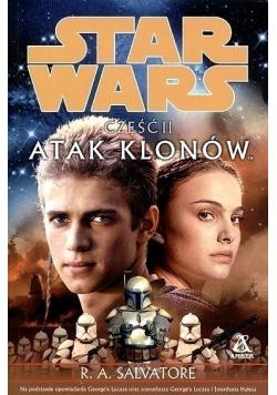 Star Wars Część II Atak klonów