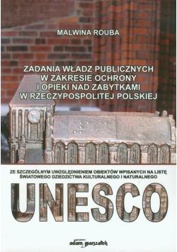 Zadania władz publicznych w zakresie ochrony i opieki nad zabytkami w Rzeczypospolitej Polskiej