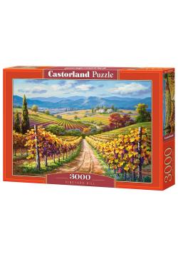 Puzzle 3000 Vineyard Hill CASTOR