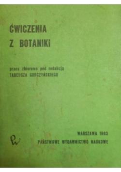 Ćwiczenia z botaniki