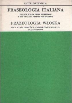 Frazeologia włoska