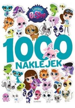 1000 naklejek Littlest Pet Shop