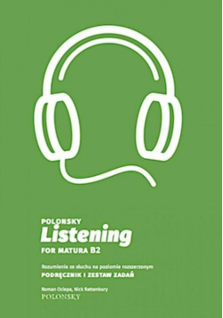 Polonsky. Listening for Matura B2