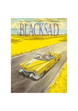 Blacksad. Amarillo