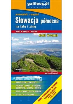 Przwodnik z mapami - Słowacja Płn. na lato i zimę