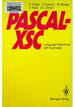 Pascal - xsc