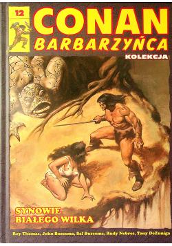 Conan Barbarzyńca Synowie białego wilka 12