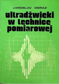 Ultradźwięki w technice pomiarowej
