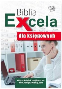 Biblia Excela dla księgowych