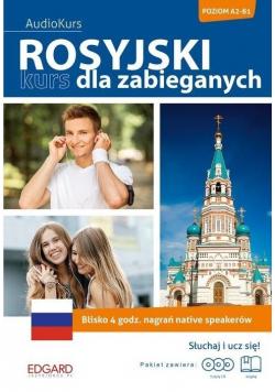 AudioKurs Rosyjski Kurs dla zabieganych plus CD