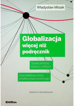 Globalizacja więcej niż podręcznik