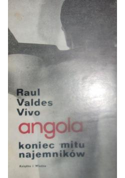 Angola koniec mitu najemników