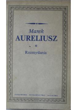 Aureliusz Rozmyślania