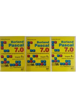 Borland Pascal 7.0 z elementami programowania Część  I od a do c