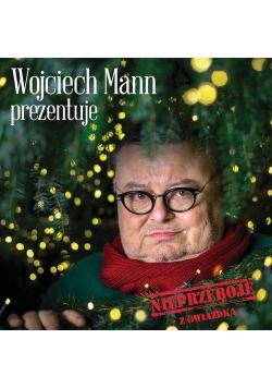 Wojciech Mann prezentuje Nieprzeboje z Gwiazdką CD