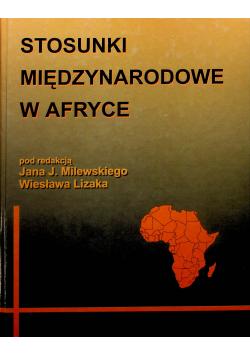 Stosunki międzynarodowe w Afryce