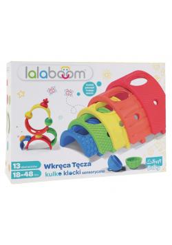 Wkręcana tęcza Lalaboom TREFL