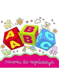 ABC Mini Hity. Piosenki dla najmłodszych CD