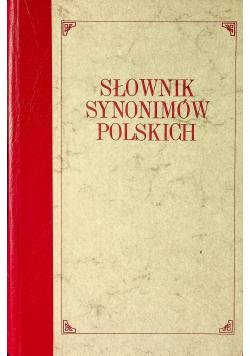Słownik Synonimów Polskich reprint z 1885 r