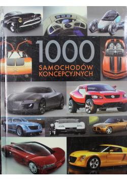 1000 samochodów koncepcyjnych