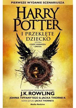Harry Potter i przeklęte dziecko część 1 i 2