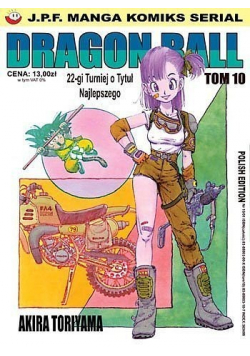 Dragon Ball Tom 10
