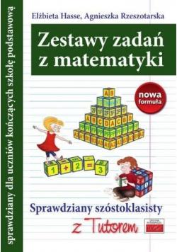 Sprawdziany szóstoklasisty z Tutorem. Matematyka