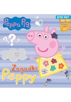 Peppa Pig Kto to Co to Zagadki Peppy