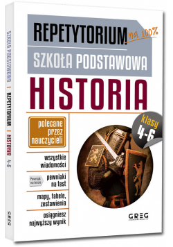 Repetytorium - szkoła podstawowa. Historia, kl. 4-6