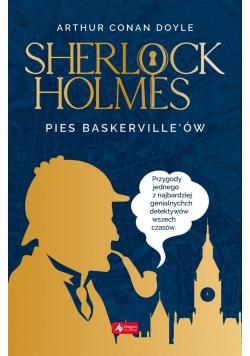 Sherlock Holmes. Pies Baskerville'ów