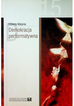 Demokracja performatywna