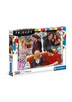 Puzzle 500 Friends