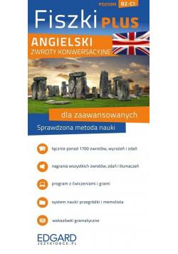 Angielski Fiszki Plus zwroty konwersacyjne dla zaawansowanych